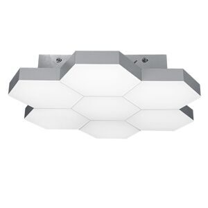 Люстра потол FAVO LED-35W 1680LM Silver 4000K